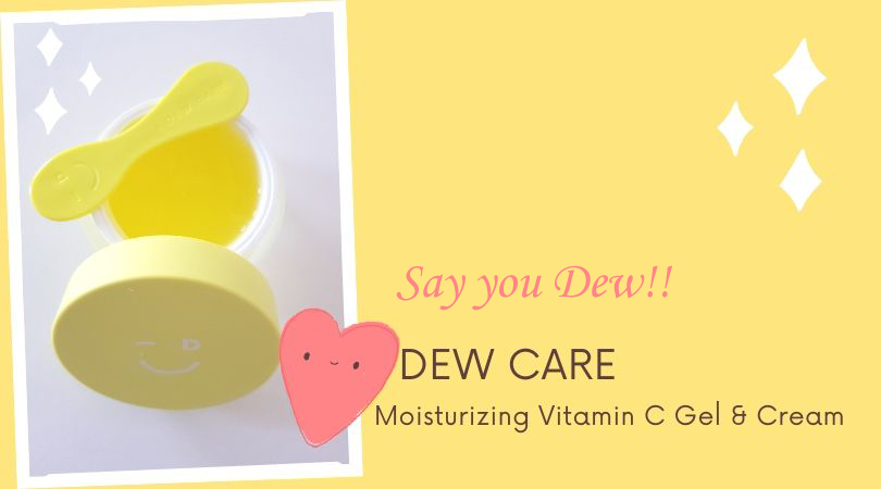 I Dew Care - Say you dew Moisturizer