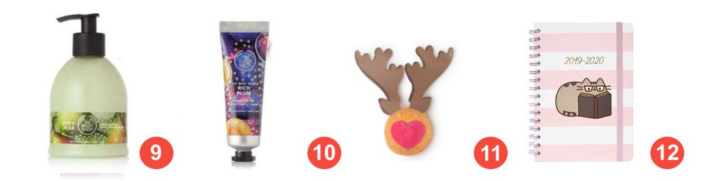 Shopping Ideas for filling in an advent calendar