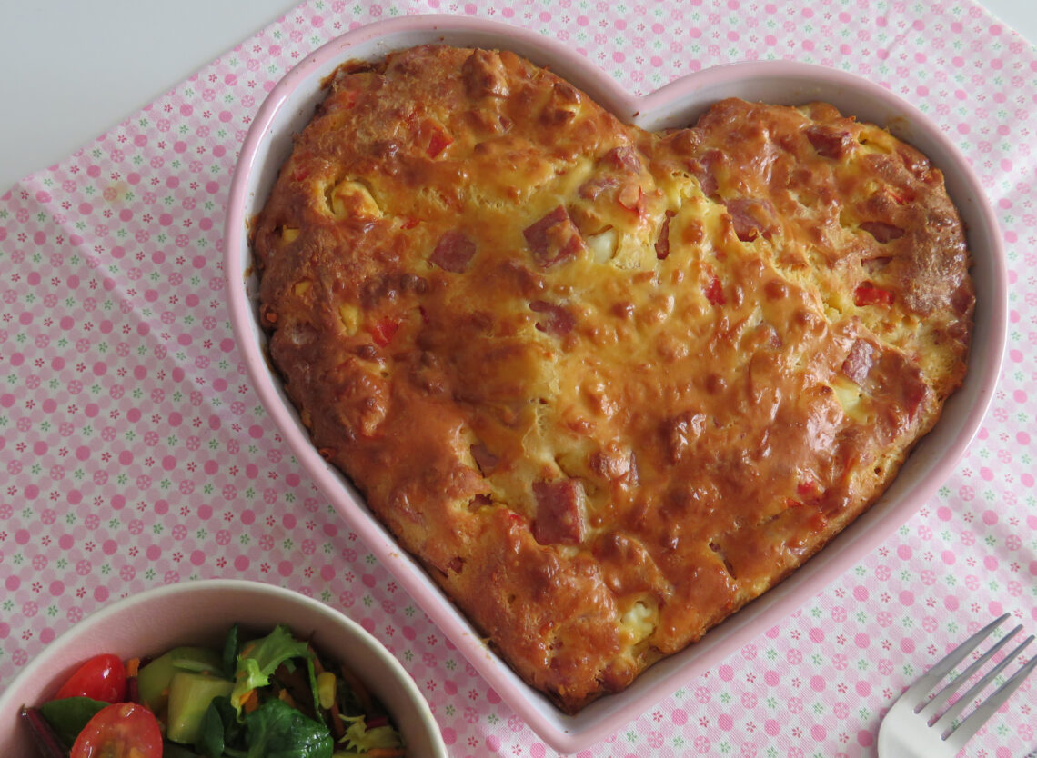 Valentine's menu 2